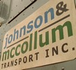 Johnson & Mccollum Transport Inc.